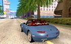 BMW Z8 1999 for GTA San Andreas left view