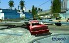 Силовое поле для GTA San Andreas вид слева