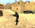 Swat Pack II для Counter-Strike Source вид изнутри