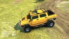 Hummer H2 SUT for Spintires DEMO 2013 left view