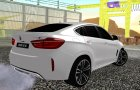 BMW X6M F86 2014 for GTA San Andreas left view