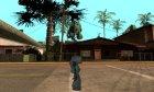 Скин монстра из Алиен сити for GTA San Andreas left view