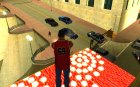 Ковер-Самолет for GTA San Andreas rear-left view