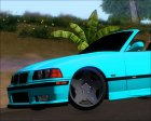 BMW 3-series Cabrio (DB 98 NAT) для GTA San Andreas вид сзади