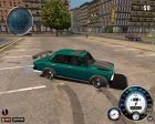 ВАЗ 2107 Street Tuning for Mafia: The City of Lost Heaven top view