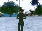 Persian Soldier for GTA San Andreas rear-left view