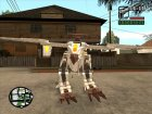 Griffin (Zoids) for GTA San Andreas right view