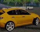 Subaru Impreza WRX STI Rocket Bunny for GTA San Andreas inside view