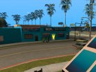 Изменённый Грув Стрит for GTA San Andreas right view
