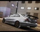 Mercedes-Benz CLK 63 AMG Black Series for GTA 4 left view
