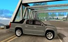 Cadillac Escalade Ext 2007 V1 for GTA San Andreas inside view