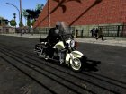 High Rated 6 Motorcycle Pack для GTA San Andreas вид изнутри