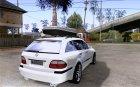 Mercedes-Benz E55 AMG для GTA San Andreas вид сверху