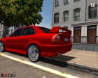 Mitsubishi Lancer EVO 6 LE for Mafia: The City of Lost Heaven rear-left view