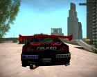 Nissan Silvia S15 for GTA San Andreas inside view
