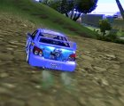 Subaru Impreza WRX STI 5pb для GTA San Andreas вид сзади слева