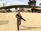 Sarah (The Last of Us) для GTA San Andreas вид сверху