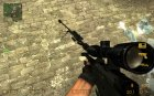 AW50F Animation for Counter-Strike Source top view