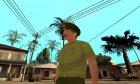 Старший прапорщик Данилюк для GTA San Andreas вид изнутри