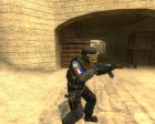 Okk3's First Gign Reskin for Counter-Strike Source left view