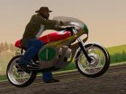 Honda RC166 V2.0 World GP 250 CC для GTA San Andreas вид изнутри