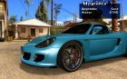 Rim Repack v1 для GTA San Andreas вид изнутри