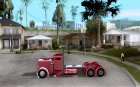 Peterbilt Coupe for GTA San Andreas left view