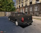 Chevrolet Avalanche 2008 для Mafia: The City of Lost Heaven вид сзади слева