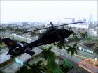 Harbin Z-9 (BF4) для GTA San Andreas вид слева