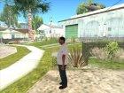 GTA 5 Ped v9 for GTA San Andreas top view