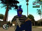 Бандит из Ацтек for GTA San Andreas rear-left view
