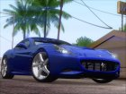 Ferrari California V2.0 for GTA San Andreas side view
