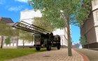 Firela под ELM для GTA San Andreas вид сверху