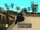 Мотоциклы, скутеры, квадроциклы for GTA San Andreas inside view