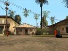 Новая водяная колонка HD for GTA San Andreas top view