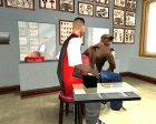 Mobile Tatoo for PC для GTA San Andreas вид сзади слева