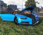2017 Bugatti Chiron (Retextured) 3.0 for GTA 5 inside view
