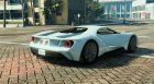 2017 Ford GT for GTA 5 top view
