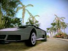 Infernus из GTA IV for GTA Vice City rear-left view