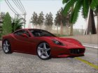 Ferrari California V2.0 for GTA San Andreas