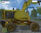 Modset T174 2B V 1.0 for Farming Simulator 2015 side view