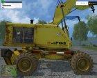 Modset T174 2B V 1.0 для Farming Simulator 2015 вид сбоку