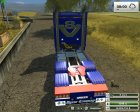 Scania R730 v1.0 для Farming Simulator 2013 вид изнутри