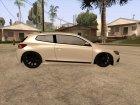 Volkswagen Scirocco for GTA San Andreas top view