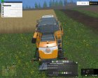 Courseplay v4.01 for Farming Simulator 2015 left view