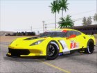 Chevrolet Corvette C7R GTE 2014 (Paintjobs Part 1)