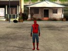 Spider-Man Homecoming (2017) для GTA San Andreas вид сверху