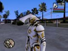 Ironman MK 3 Space GoTG White for GTA San Andreas left view