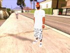 Frank Ocean for GTA San Andreas left view