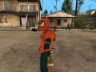 Mangaverse Spider Man for GTA San Andreas inside view
